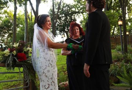 hand-fasting, love, pier wedding, restaurant, Houston