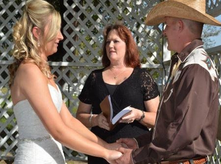 country wedding, sunny, love, vows
